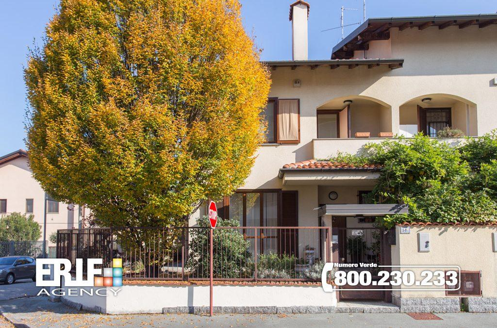 LEGNANO (MI) – Villa Bifamiliare