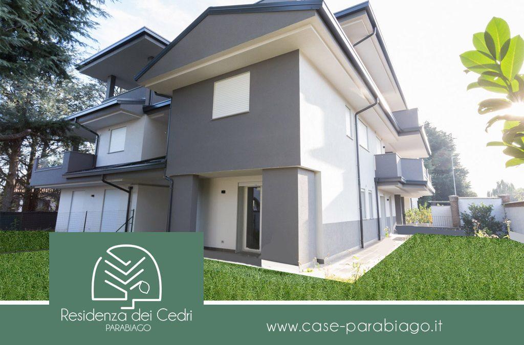 PARABIAGO (MI) – Trilocale